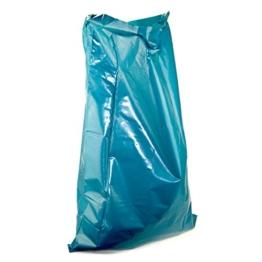 "10x 80 Liter Baustellen Müllsack Müllsäcke ""extra stark"" Plastiksack 142 my Baustellenschut -"