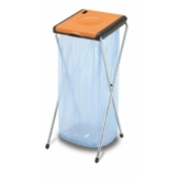 Müllsackständer 120L Blauer Gelber Sack Mülleimer Müllbeutelständer Müllsackhalter 120L -