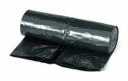Sanifri 470015016 Abfallsäcke XXL , 10 Stück auf Rolle, 60 m stark, 240 L -